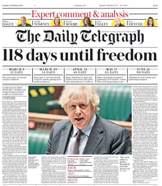 <p>Photo by The Daily Telegraph</p>