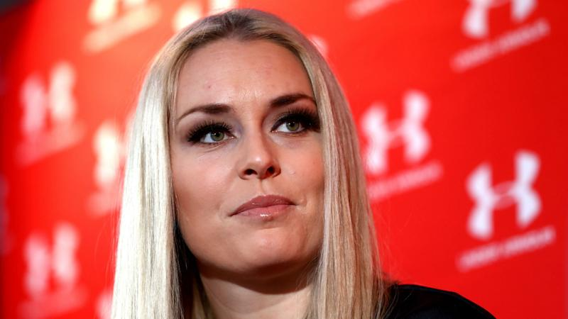 Lindsey Vonn moved to tears over memory of late grandfather