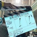 """<p>""""❤️ First day, first scene (and a few more!) down. This is gonna be special. 🎩💫"""" Regé-Jean Page wrote.</p><p><a href=""""https://www.instagram.com/p/B0eI1KbDW0g/"""" rel=""""nofollow noopener"""" target=""""_blank"""" data-ylk=""""slk:See the original post on Instagram"""" class=""""link rapid-noclick-resp"""">See the original post on Instagram</a></p>"""