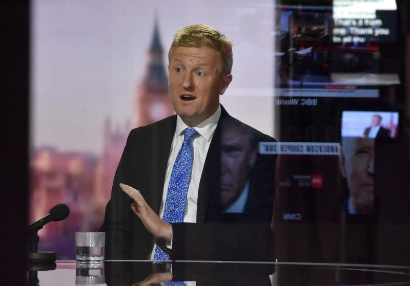 Minister sees strengths in BBC critics eyed for top UK media jobs