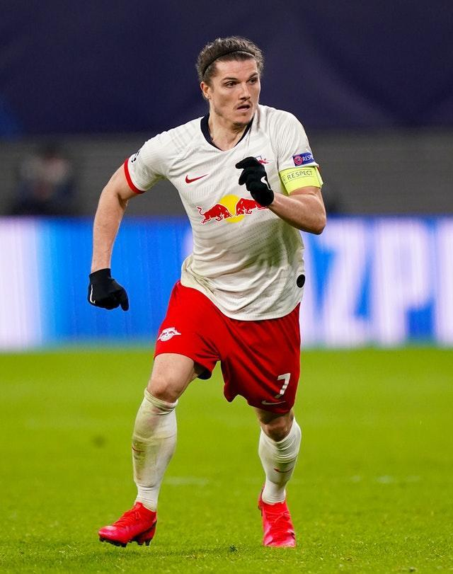 RB Leipzig v Tottenham Hotspur – UEFA Champions League – Round of 16 – Second Leg – Red Bull Arena