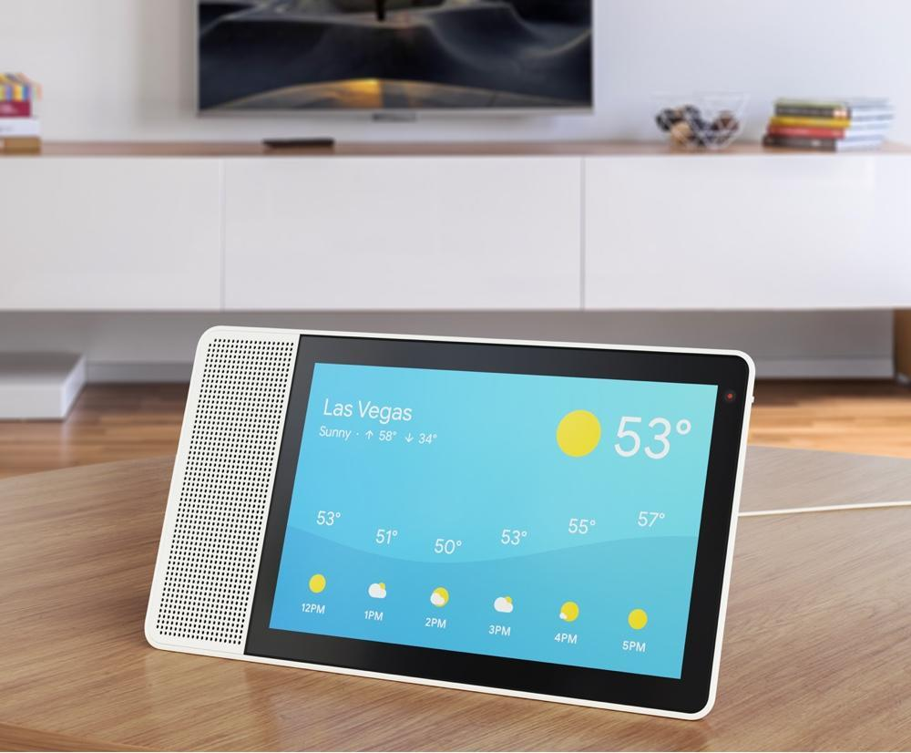 Google is bringing its Assistant to smart screens like the Lenovo Smart Display in July.