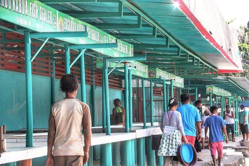 Newly renovated Pasil Fish Market now open