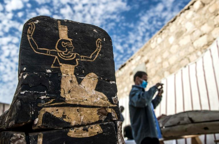 There has been a flurry of excavations at Saqqara in recent years