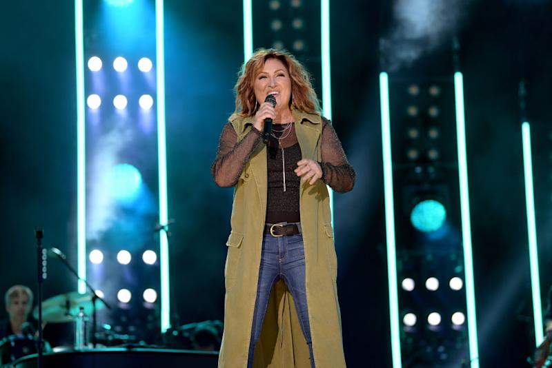 Jo Dee Messina performs at the 2019 CMA Music Festival on June 7 in Nashville. (Photo: Jason Kempin/Getty Images)