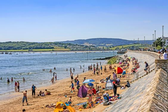 Exmouth is getting a revamped waterfront (Getty)