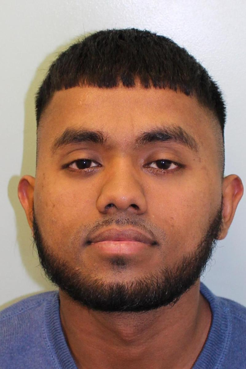 Found guilty: Mohammed Ariful Islam (Met Police)