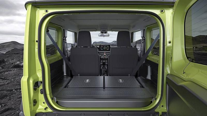 suzuki jimny 2019 so kommt er nach europa. Black Bedroom Furniture Sets. Home Design Ideas