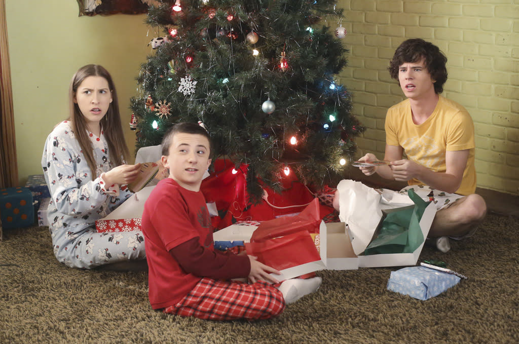 """The Middle"" (Wednesday, 12/5 at 8 PM on Network) 