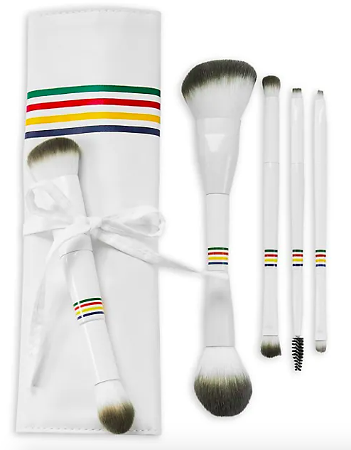 Perfect 10 Brush Set. Image via The Bay.