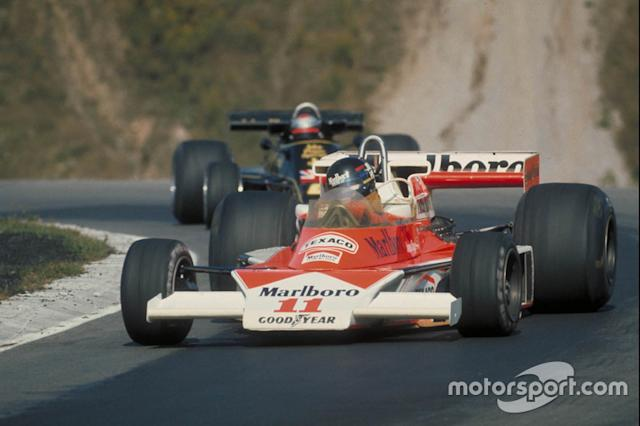 "McLaren M23 (1973-1978) <span class=""copyright"">Ford Motor Company</span>"