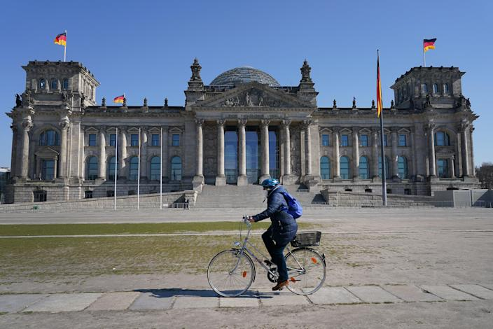<p>It is expected that Germany will ask its citizens to avoid travel over the Easter holidays</p> (Getty Images)