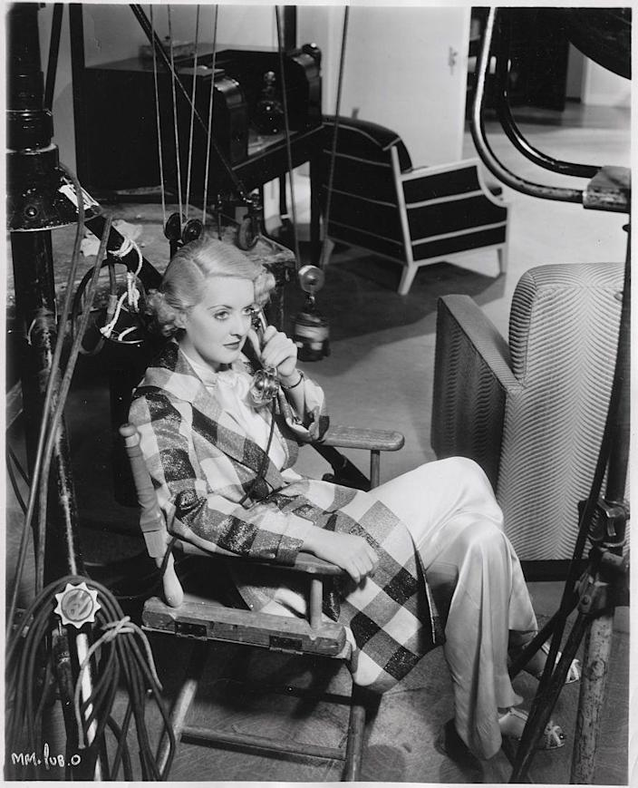 """<p>During the studio system, it was unheard of for an actor to refuse a part, because doing so often had severe consequences. In fact, Bette Davis was <a href=""""https://www.biography.com/actor/bette-davis"""" rel=""""nofollow noopener"""" target=""""_blank"""" data-ylk=""""slk:suspended by Warner Brothers"""" class=""""link rapid-noclick-resp"""">suspended by Warner Brothers</a> for turning down roles.</p>"""
