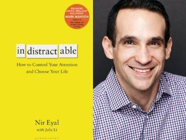 From Nir Eyal's Indistractable: Amid technological distractions, a blueprint for reclaiming control