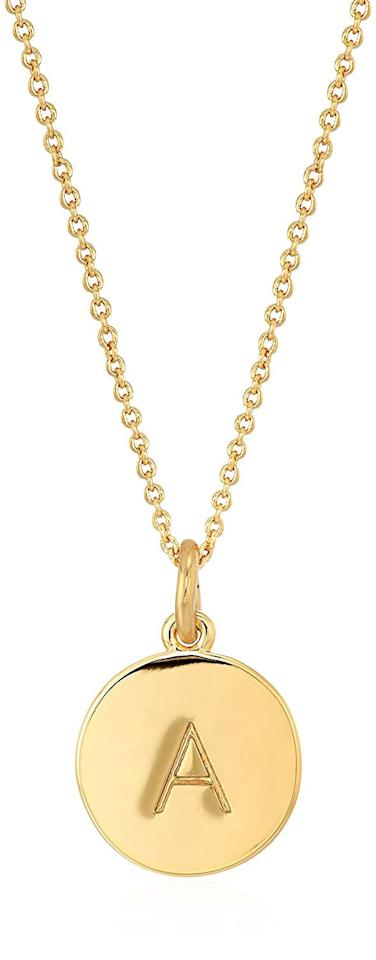 "<p>This bestselling <a href=""https://www.popsugar.com/buy/Kate-Spade-New-York-Pendant-Necklace-541104?p_name=Kate%20Spade%20New%20York%20Pendant%20Necklace&retailer=amazon.com&pid=541104&price=109&evar1=savvy%3Auk&evar9=45680954&evar98=https%3A%2F%2Fwww.popsugar.com%2Fsmart-living%2Fphoto-gallery%2F45680954%2Fimage%2F47132600%2FKate-Spade-New-York-Pendant-Necklace&list1=shopping%2Cvalentines%20day%2Cgifts%20for%20women&prop13=api&pdata=1"" rel=""nofollow"" data-shoppable-link=""1"" target=""_blank"" class=""ga-track"" data-ga-category=""Related"" data-ga-label=""https://www.amazon.com/Kate-Spade-Pendants-Necklace-Extender/dp/B00JHE0KYG/ref=sr_1_7?crid=1G4GEAKSLTRNX&amp;dchild=1&amp;keywords=initial+necklaces+for+women&amp;qid=1579212189&amp;sprefix=initial+nec%2Caps%2C197&amp;sr=8-7"" data-ga-action=""In-Line Links"">Kate Spade New York Pendant Necklace</a> ($109) will make anyone feel special.</p>"