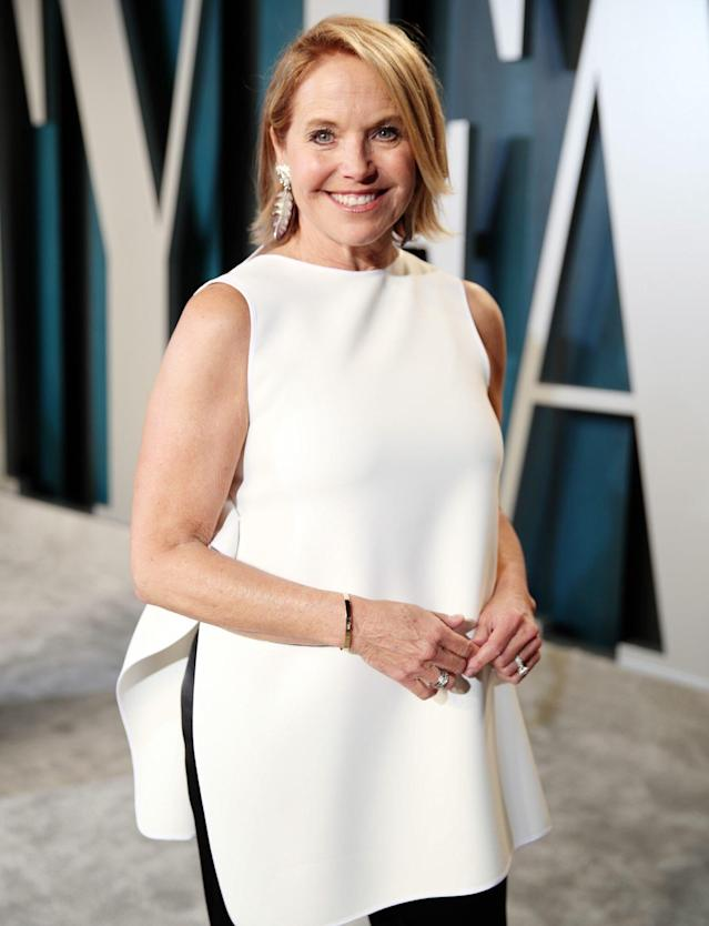 Katie Couric On Colon Cancer After Chadwick Boseman S Death Everyone Has To Be Vigilant