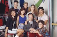 "<p><em>Saved by the Bell</em> was one of the hottest shows of the '90s, and now school is officially back in session for Bayside High! </p><p>The new <a href=""https://go.redirectingat.com?id=74968X1596630&url=https%3A%2F%2Fwww.peacocktv.com%2Fstream-tv%2Fsaved-by-the-bell&sref=https%3A%2F%2Fwww.thepioneerwoman.com%2Fnews-entertainment%2Fg35810801%2Fsaved-by-the-bell-cast-photos-then-now%2F"" rel=""nofollow noopener"" target=""_blank"" data-ylk=""slk:Saved by the Bell reboot on Peacock"" class=""link rapid-noclick-resp""><em>Saved by the Bell</em> reboot on Peacock</a> has got us feeling super nostalgic for the original series, especially since it features some of the cast, including Mark-Paul Gosselaar as Zack Morris, Tiffani Thiessen as Kelly Kapowski, Mario Lopez as A.C. Slater, Elizabeth Berkley Lauren as Jessie Spano, and more! It also has plenty of hilarious throwbacks, including time outs, giant cell phones, and a reunion performance from the gang's band, Zack Attack. </p><p>For the true bellheads (hi, that's us), there are also some deep-cut asides about an abandoned radio station, dressing Screech up as an alien, and Slater dating the princess of Liechtenstein. Whether you're watching the reboot (which is actually good in its own right) or catching up on old episodes of <a href=""https://go.redirectingat.com?id=74968X1596630&url=https%3A%2F%2Fwww.hulu.com%2Fseries%2Fsaved-by-the-bell-db5e7b34-9260-4bd9-8d0f-99ff78a15b50&sref=https%3A%2F%2Fwww.thepioneerwoman.com%2Fnews-entertainment%2Fg35810801%2Fsaved-by-the-bell-cast-photos-then-now%2F"" rel=""nofollow noopener"" target=""_blank"" data-ylk=""slk:the original show on Hulu"" class=""link rapid-noclick-resp"">the original show on Hulu</a>, you might find yourself wondering: Whatever happened to the <em>Saved by the Bell</em> cast? </p><p>Keep reading to discover where your favorite <em>Saved by the Bell </em>stars are today!</p>"
