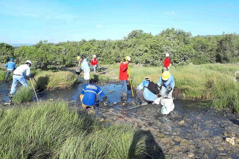 SEDC cleans waterways