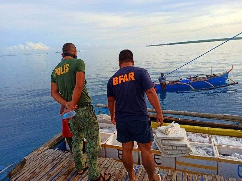 BFAR warns vs illegal fishing