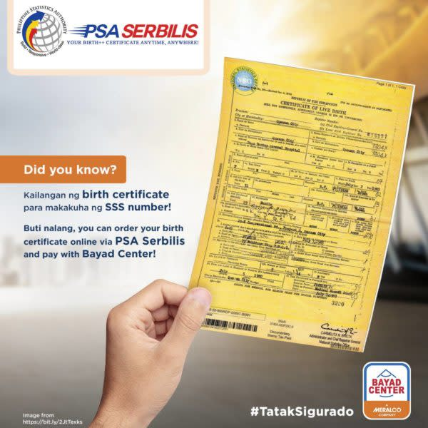 PSA Online Services Philippines - Where to Pay PSA Certificate