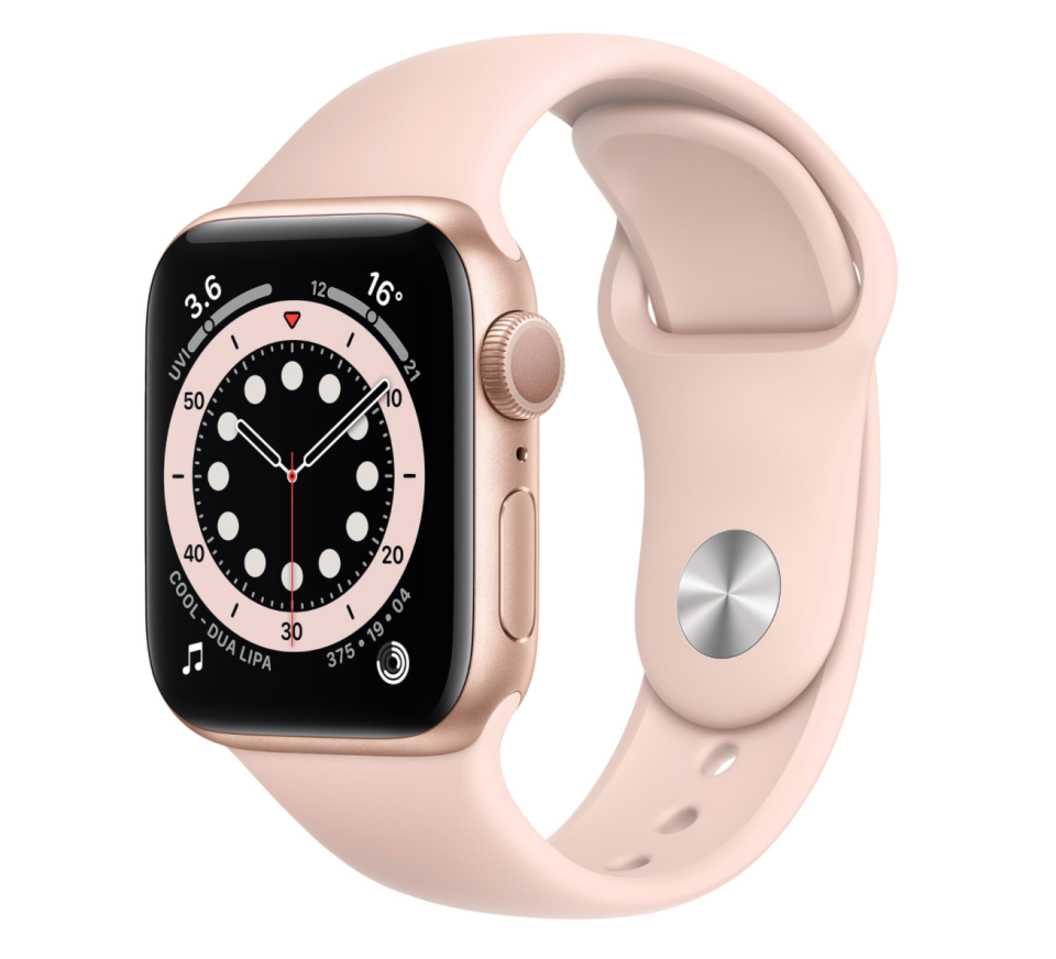 Apple Watch Series 6 (Photo via Best Buy Canada)