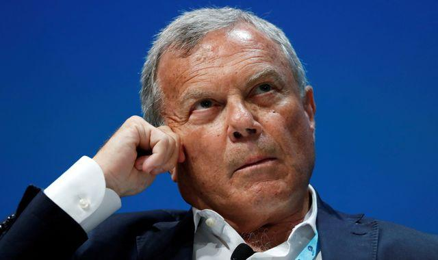Sorrell's quest into digital jungle snares Amazon agency deal