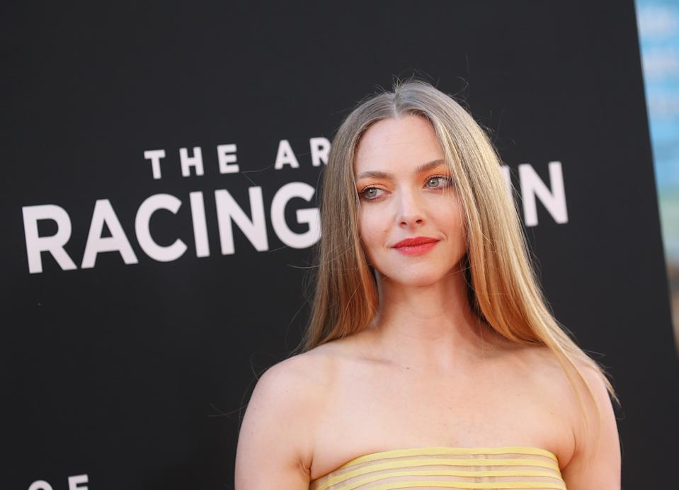 Actress Amanda Seyfried spoke candidly about how she has experienced panic attacks. (Photo: Michael Tran/FilmMagic)