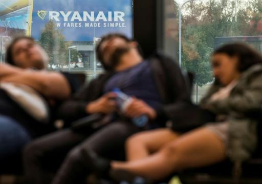 The 24-hour strike by Ryanair pilots in Europe means the Irish airline is scrapping 400 of 2,400 scheduled flights on Friday