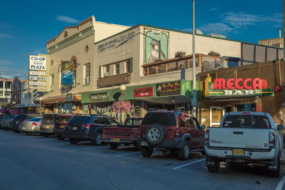 <p>Alaska's restaurants reopened on April 24 with a greatly reduced capacity and restrictions to maintain social distancing.</p>