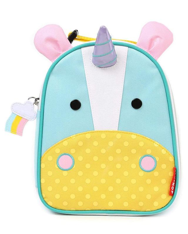Skip Hop Zoo Kids Insulated Lunch Bag