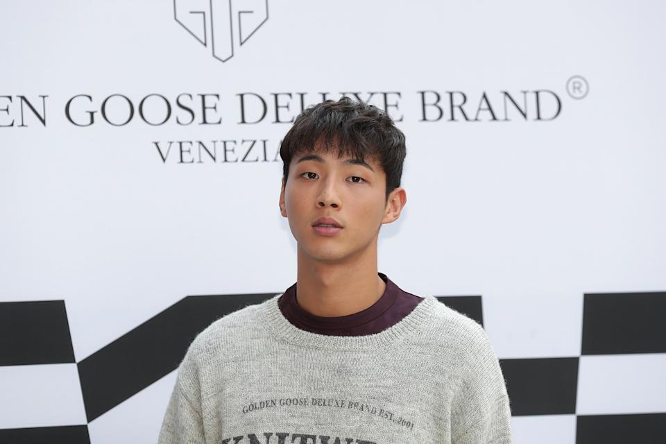 SEOUL, SOUTH KOREA - AUGUST 03:  South Korean actor Kim Ji-Soo aka Jisoo attends the photocall for