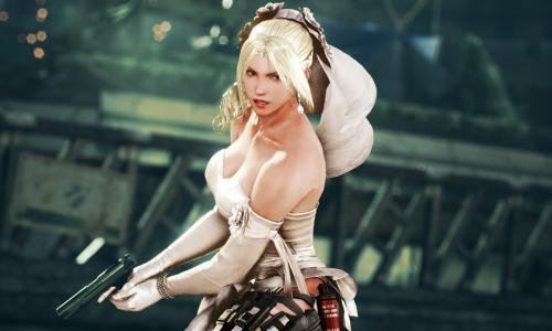 Tekken: the fighting game that takes women's stories seriously