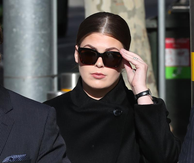Belle Gibson returns to the Federal Court in 2019 following an adjournment.