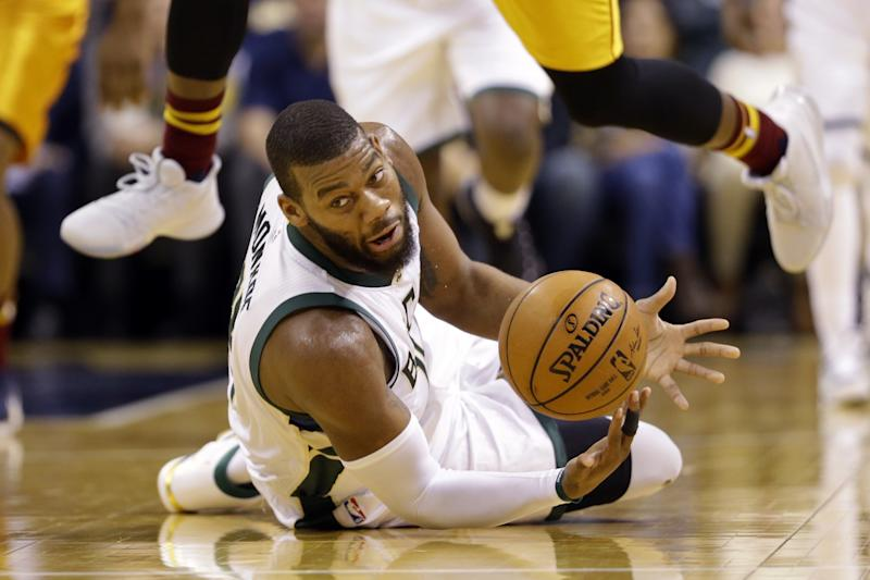 Greg Monroe has given the Bucks value off the bench. (AP)