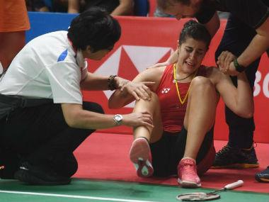 Three-time world champion Carolina Marin could take 6-7 months to return to competitive badminton
