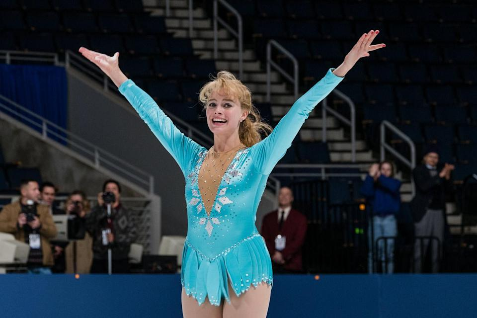 <p>Margot was on thin ice for her Tonya Harding transformation</p>Handout