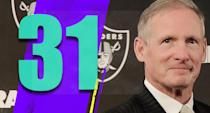 <p>It's not that Mike Mayock definitely won't work out as Raiders general manager. But there's obvious risk in hiring a 60-year-old with zero front-office experience. (Mike Mayock) </p>