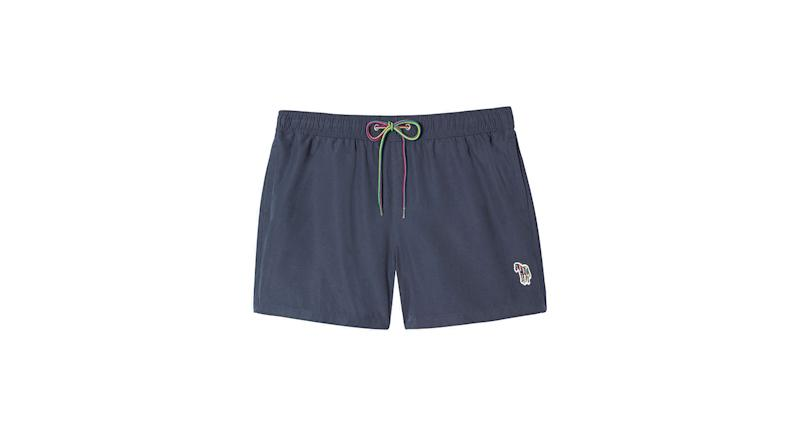 PS Paul Smith Zebra Swim Shorts