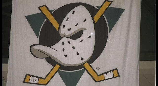 A Mighty Ducks TV series is in the works. (J.D. Cuban /Allsport)