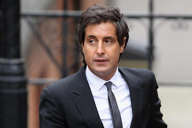 David Sherborne is the duchess's lawyer. (Getty Images)