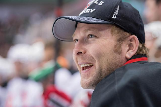 Martin Brodeur's last start for Devils before Minnesota Wild trade?