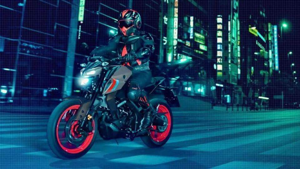 2021 Yamaha MT-125 motorcycle with three new color options revealed