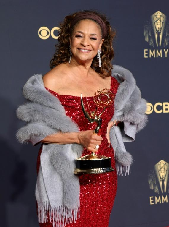 """Governors Award recipient Debbie Allen gave a shoutout women around the world """"from Texas to Afghanistan"""" (AFP/Rich Fury)"""