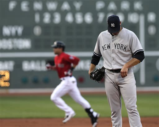 Red Sox open second half with 4-2 win over Yanks