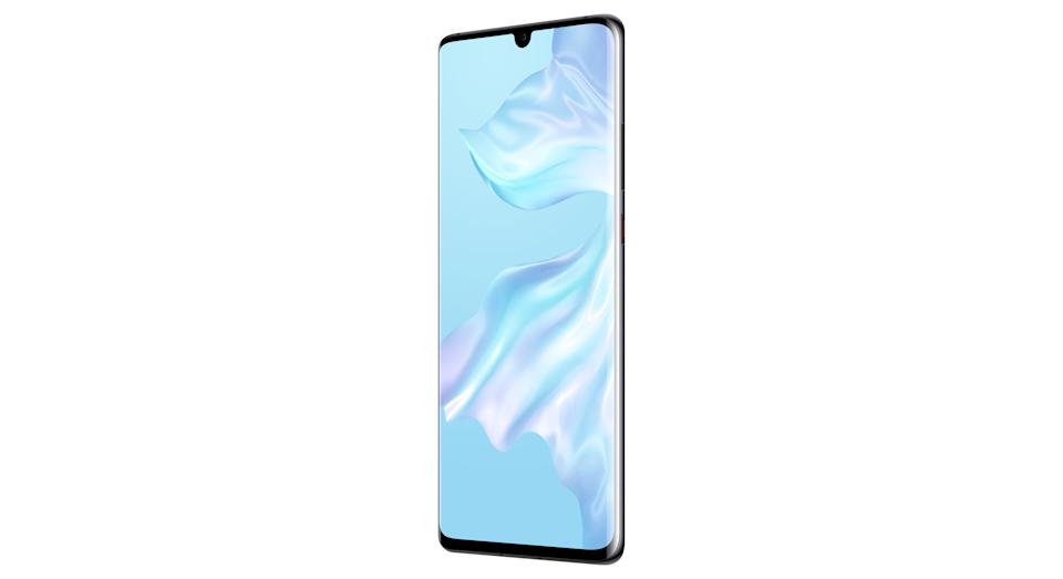 """Considered one of the best smartphone cameras in the world by tech buffs around the world, Huawei's P30 Pro packs a punch. Not only does it feature an impressive 60-hour battery life and incredible quad camera system, its impressive 6.47 display will ensure you get the best of your smartphone experience. <a href=""""https://fave.co/2HYyMqd"""" rel=""""nofollow noopener"""" target=""""_blank"""" data-ylk=""""slk:Shop now"""" class=""""link rapid-noclick-resp""""><strong>Shop now</strong></a><strong>.</strong>"""