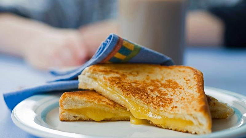 Perfect Grilled Cheese Formula Revealed (ABC News)