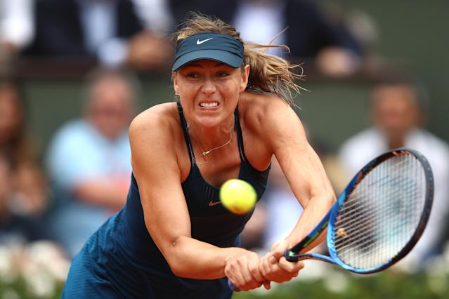Maria Sharapova will delay her start to the grass-court season and Madison Keys is being troubled by an abdominal injury.