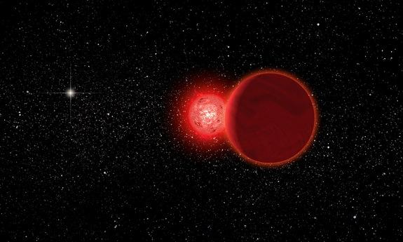 Close Call! 'Scholz's Star' Grazed Our Solar System 70,000 Years Ago