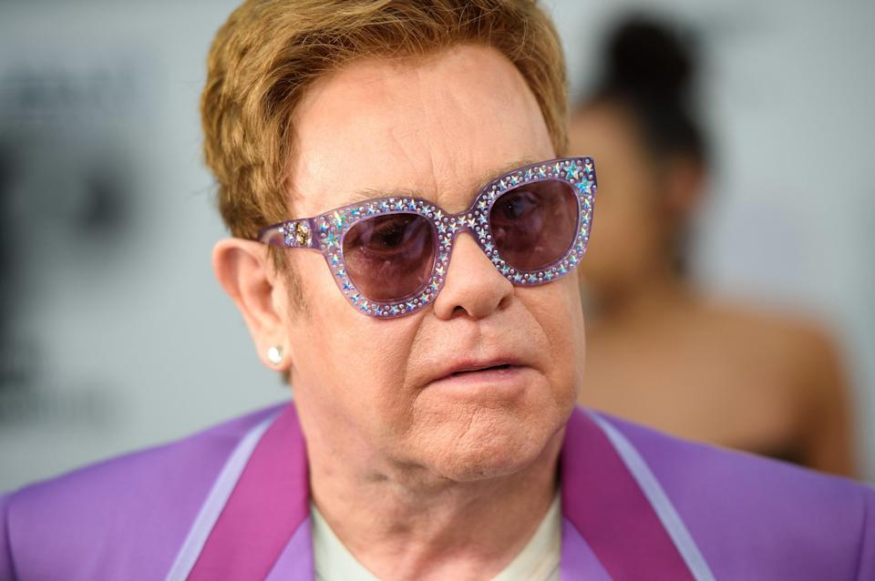 File photo of Sir Elton John, who campaigned for visa-free touring post-Brexit (Matt Crossick/PA) (PA Wire)