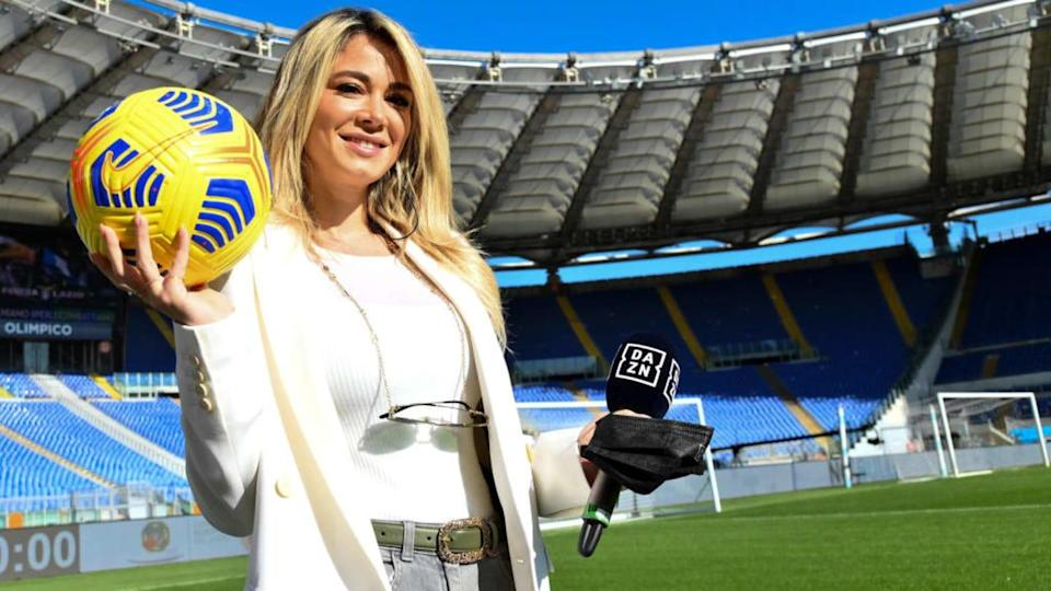Diletta Leotta | Marco Rosi - SS Lazio/Getty Images